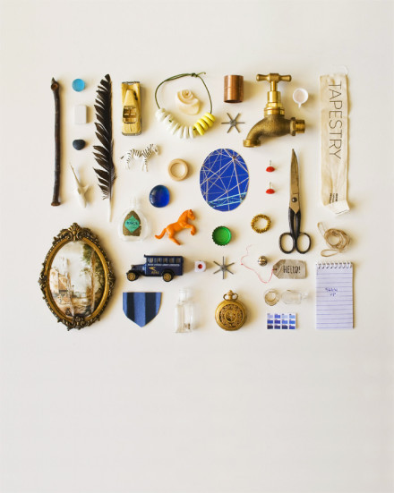 Things Arranged Neatly